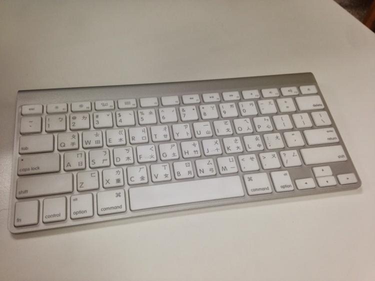 Apple 原廠藍牙鍵盤(非機械式)