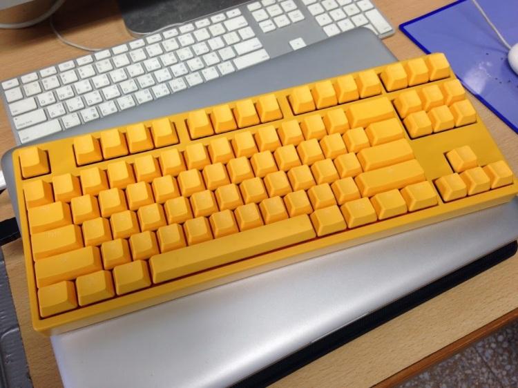 Ducky 80% 黃色小鴨