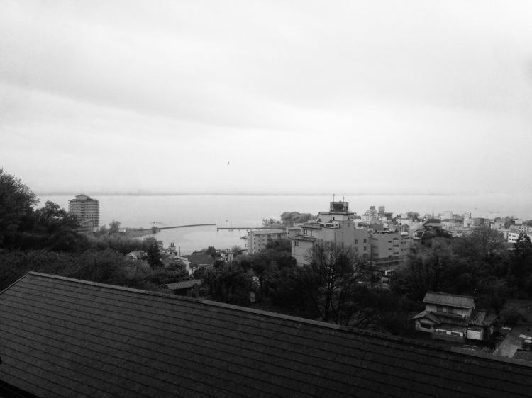 琵琶湖遠景