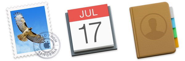 Mail-Calendar-Contacts
