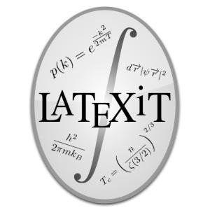 latexit